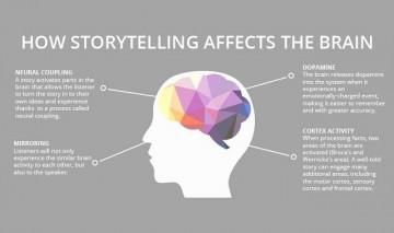brain storytelling